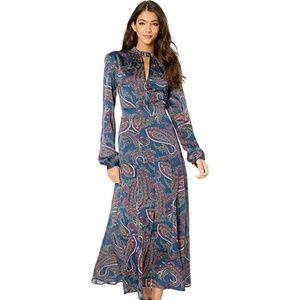 WAYF Paisley Dress